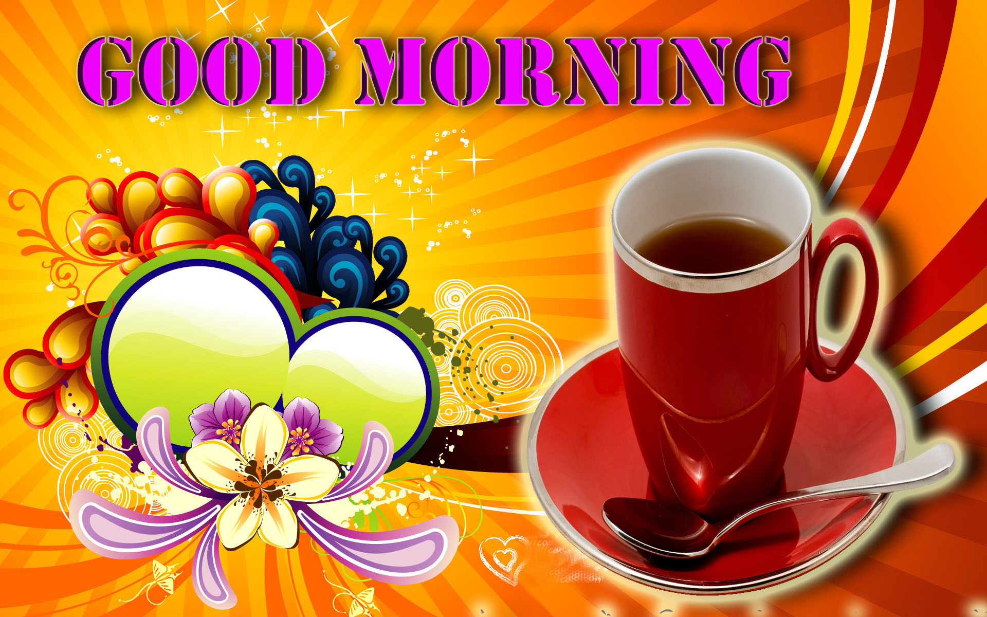 Happy Good Morning Images for Whatsapp Free Download